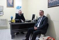 GÜNAY ÖZDEMIR - Edirne Valisi Özdemir'den İHA'ya Ziyaret