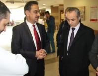 TABIPLER ODASı - Elazığ'da Darp Edilen Doktorun Burnu Kırıldı