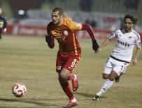 AHMET ÇALıK - Galatasaray Elazığ'ı rahat geçti