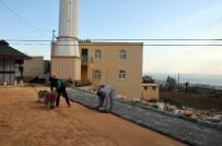 KUMKUYU - Erdemli Belediyesi'nin Camilere Hizmeti Devam Ediyor