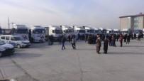 Erzincan Dan Halep'e 33 TIR Yardım Malzemesi Yola Çıktı
