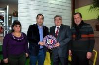 TÜRK SAĞLıK SEN - ESAB'tan Eskişehirli Gurbetçiye Vefa Ödülü
