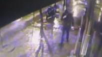 GÜVENLİK KAMERASI - Eski Çalıştığı Dükkanı Soydu, Önce Güvenlik Kamerasına Sonra Polise Yakalandı