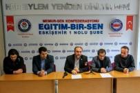 EĞITIM BIR SEN - Eskişehir Büyükşehir Belediyesi Ölümlerden Kendini Sorumsuz Sayamaz