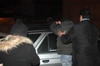 Fuhuş Pazarlığı Yapan Hayat Kadınlarına Suçüstü Açıklaması 12 Gözaltı