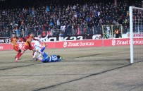 AHMET ÇALıK - Galatasaray Elazığspor'u Rahat Geçti