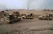 POLİS TEŞKİLATI - Haşdi Şabi Arabistan Sınırına Yayılıyor