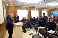 UĞUR POLAT - Hizmet Sektörü İşletmelerine Yönelik 'Meslek İçi Eğitim Ve Gelişim Semineri' Verildi