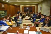BELEDİYESPOR - Horozköy'e Çok Amaçlı Spor Salonu Müjdesi