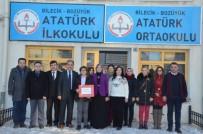 İMAM HATİP ORTAOKULU - İl Milli Eğitim Müdürü Durmuş'un Bozüyük Temasları