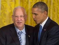 TEL AVIV - İsrail Cumhurbaşkanı: O bizim için çok çalıştı
