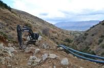 ÖZGÜR ÖZDEMİR - Kapıdere Mahallesinin İçme Suyu Alt Yapısı Yenilendi