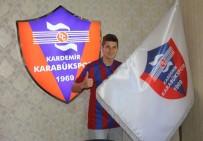 AKHİSAR BELEDİYESPOR - Karabükspor, Bliznichenko'yu Kadrosuna Kattı