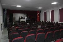Kaymakam Keklik Öğrenci Servisleri İle İlgili Toplantı Düzenledi