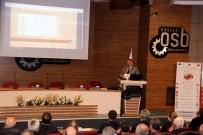 MILLI EĞITIM BAKANLıĞı - Kayseri Organize Sanayi Bölgesi Yönetim Kurulu Başkanı Tahir Nursaçan Açıklaması