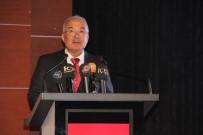 BELEDİYE BAŞKANLIĞI - Kocamaz Açıklaması 'Ankara'nın Mersin'in Sesini Duyması Gerekiyor'