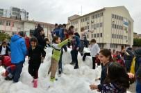 MUHITTIN BÖCEK - Konyaaltı'nda 'Kar' Heyecanı Devam Ediyor