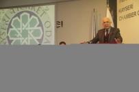 KAYSERI TICARET ODASı - KTO'da 14. Etap Yeni Üye Bilgilendirme Toplantısı Gerçekleştirildi