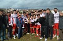 İSMAIL AYDıN - Kulaspor Şampiyonluk Kupasını Aldı