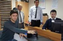 NÜFUS CÜZDANI - Lapseki'de Çipli Kimlik Kartı Dağıtımı Yeniden Başladı