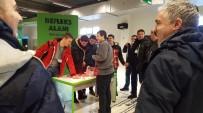 İZCILIK FEDERASYONU - Makedon Öğreciler BTM'ye Hayran Kaldı