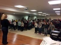 MALTEPE BELEDİYESİ - Maltepeli Çocuklardan 'Çok Sesli' Koro
