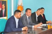 MİMAR SİNAN - Manavgat Toplum Sağlığı Merkezi'nin İnşaat İhalesi Yapıldı
