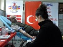MESLEK LİSESİ - Mehmetçik'ten Kızılay'a Kan Desteği