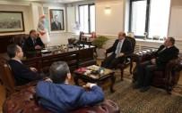 ÖZEL SEKTÖR - Melikgazi Belediye Başkanı Memduh Büyükkılıç, 'Kayseri İç Anadolu'nun Bölge Şehridir'