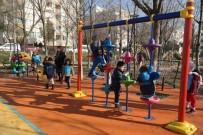 NİLÜFER - Minikler 'Çocuk Sokağı' İçin Çalışmalarına Devam Ediyor