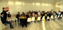 ÖĞRETMENLER - Müdür Ceylani, Stajyer Öğretmenlerle Bir Araya Geldi