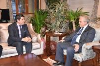 AKPINAR MAHALLESİ - Muhtarlar Ve Derneklerden Vali Güvençer'e Ziyaret