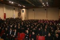 SULTAN ALPARSLAN - Muş'ta 'İslam'da Ailenin Önemi Ve Aile Bağlarının Güçlendirilmesi' Konferansı