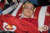 GALATASARAY - Nurçin, Takımının Maçını 15 Dakikada Olsa Canlı İzledi