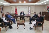 Okul İdarecileri, Vali Zorluoğlu'nu Ziyaret Etti