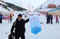 MAHMUT ÖZDEMIR - Özel Sporcular Türkiye Kayak Şampiyonası