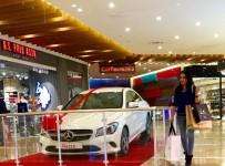 ÇEKİLİŞ - Piazzalarda Mercedes Kazanma Şansı Devam Ediyor