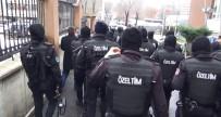 REINA - Reina Saldırganı Yoğun Güvenlik Altında Sağlık Kontrolünden Geçirildi
