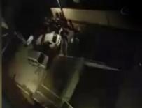Reina saldırganın çıkarılma anı kamerada
