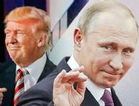 TRANSDINYESTER - Putin'den Trump'ın Rusya'da seks kaseti iddialarına yanıt