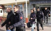 MALİ MÜŞAVİR - Samsun'da FETÖ'den 3'Ü Akademisyen 16 Kişi Adliyede
