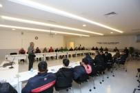 MECLİS ÜYESİ - SATSO 20. Meslek Grubu Üyeleri Sektörel Eğitimde
