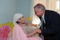 TEKERLEKLİ SANDALYE - 'Sevgi Eli' 125 Bin Kişiye Yardım Eli Uzattı