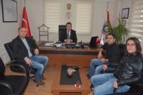 POLİS AKADEMİSİ - Seydikemer'in Yeni Eniyet Müdürü Kızılşık Göreve Başladı