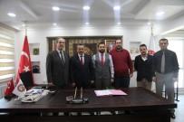 HIZMET İŞ SENDIKASı - Seydişehir Belediyesi İle Hizmet-İş Toplu İş Sözleşmesi İmzaladı