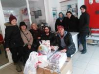 OSMAN ACAR - Sınırdaki Askerlere, Ev Yapımı Yiyeceklerle Moral