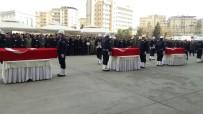 DICLE ÜNIVERSITESI - Sur Şehitleri İçin Tören