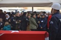 DICLE ÜNIVERSITESI - Sur Şehitleri Törenle Memleketlerine Uğurlandı