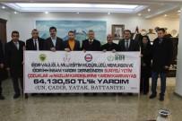 TÜRKLER - Suriyeli Çocuklar İçin Yardım Kampanyası