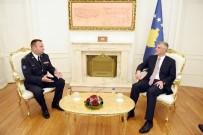 BARıŞ GÜCÜ - Taçi'den Sırbistan'ın Savaş Tehditlerine Cevap